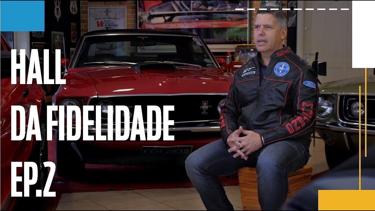 Hall da Felicidade Ford | Marcelo Simionato